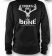 HOA Chicks Dig the Bone Long Sleeve Black Tee