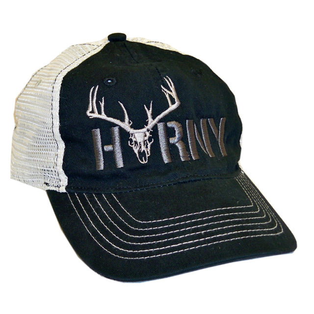HOA Black and Natural Ballcap