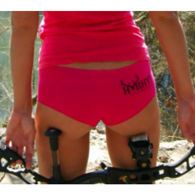 HOA Ladies Pink Boyshorts