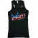 HOA Ladies Black Tank Top - Horny Patriot